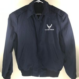 Air Force Issued Mens Jacket Size 44L